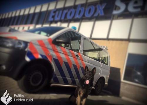 Politiecontrole Eurobox Self Storage Leiden